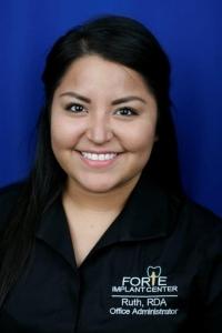 Ruth Moreno Office Administrator/ RDA